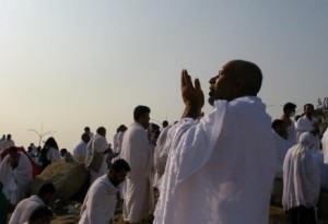 wukuf arafah1 300x205 The First Ten Days of Zulhijjah